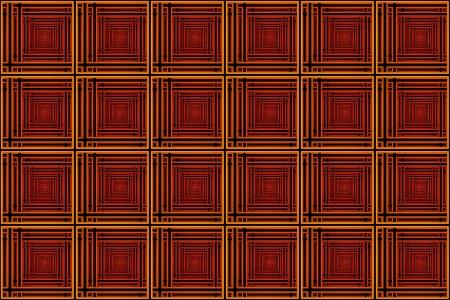 Decorative Background with Squares photo