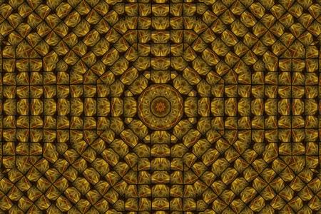 kaleidoscopic: Sunny Mandala
