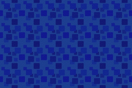 coarse: Coarse Textured Background with Painted Blue Squares Stock Photo