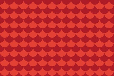 coarse: Red Squama Background - coarse textured