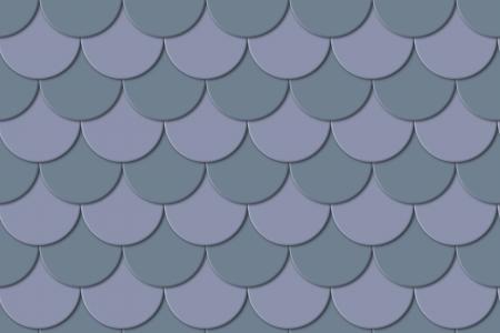 Seamless Grey Squama Background