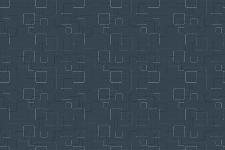 Grey Background with Square Pattern Stock Photo