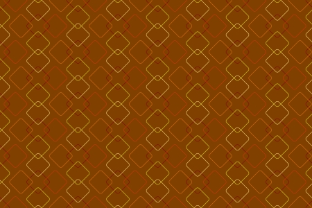 auburn: Brown Background with Diamond Pattern