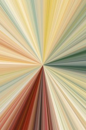 divergent: Bright Rays Stock Photo