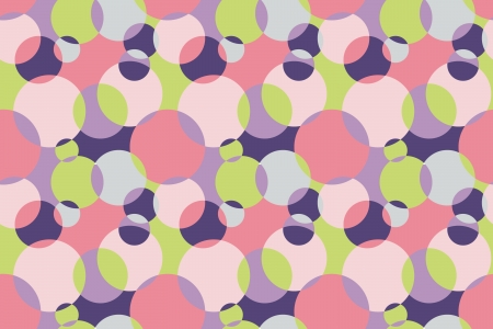 Colorful Background with Circles Stock Photo - 22573544