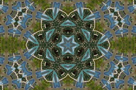 mandala: Mandala Flower