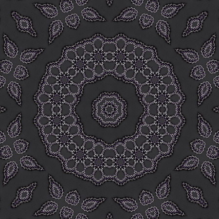 dark: Dark mandala