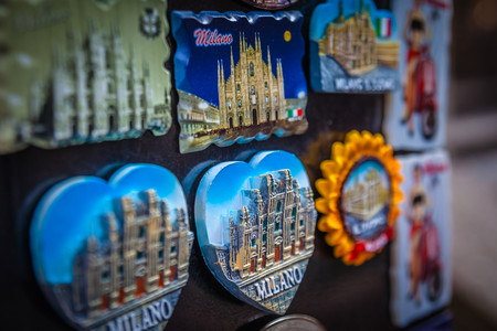 souvenirs: Milan Souvenirs