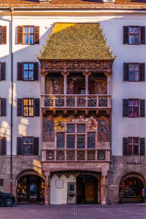 Innsbruck Фото со стока - 35359845