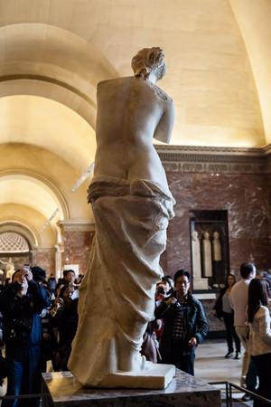 louvre: Paris Louvre Editorial