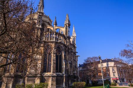 dame: Notre Dame de Reims