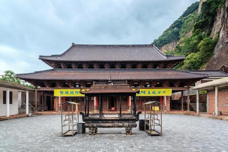 biography: Temple Biography at Danxia Mountain