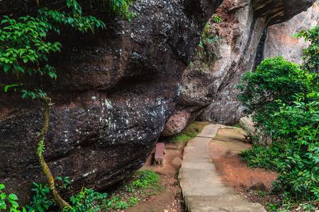 redstone: Danxia scenery Stock Photo