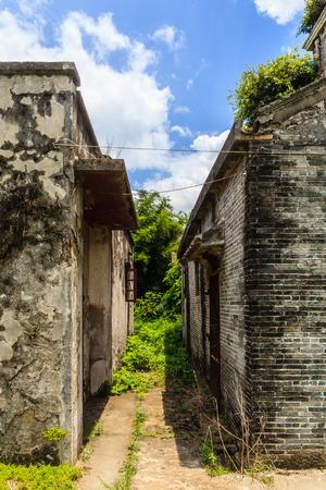 guangdong: Guangdong Kaiping Watchtowers Stock Photo