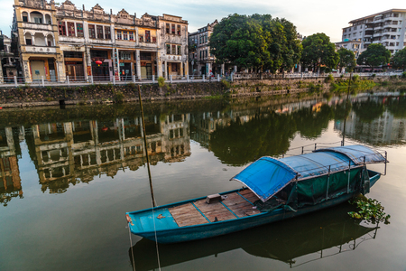 architectural heritage of the world: Guangdong Kaiping Chikan town