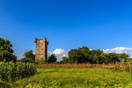 guangdong: Guangdong Kaiping Watchtowers Canada Village Stock Photo