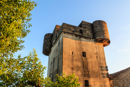 architectural heritage of the world: Guangdong Kaiping Watchtowers ten Ishimura