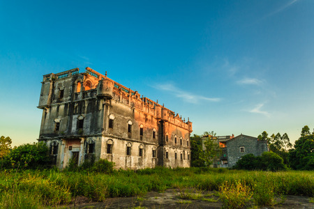 guangdong: Guangdong Kaiping Watchtowers Xi Lu