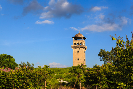 guangdong: Guangdong Kaiping Watchtowers Stock Photo