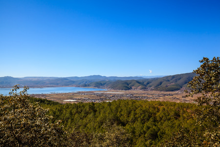 wetland: Lashihai Wetland Nature Reserve Editorial