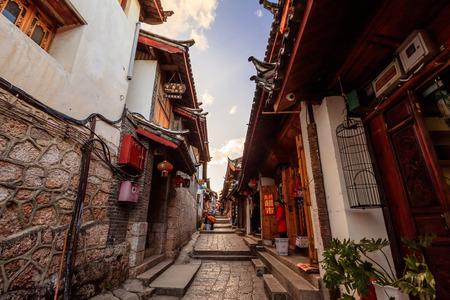 yunnan: Yunnan Lijiang Ancient Town Editorial