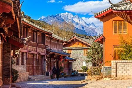 Lijiang, Yunnan Shuhe