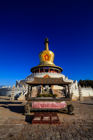 holiness: Urn scenic Lijiang Editorial