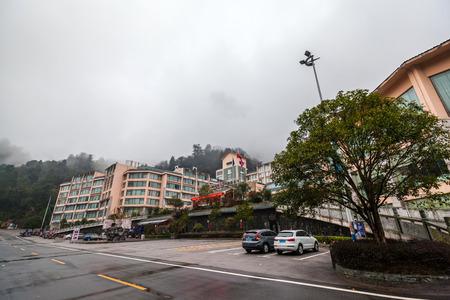 mang: Mang Mountain Forest Spa Resort Editorial