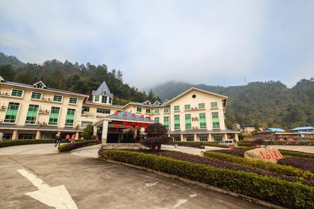 hunan: Hunan Mang Grand Hotel Editorial