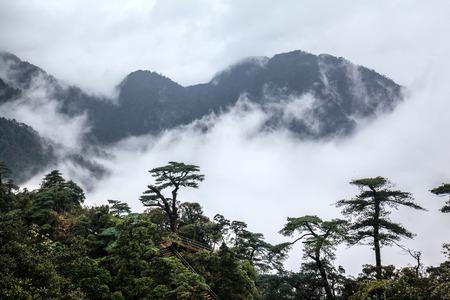 national geographic: Hunan Mangshan Jiangjunzhai (Devils Village)