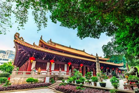 main: Guangzhou Guangxiao ancient temple Main Hall