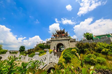 Guiyang Qingyan ancient town Editöryel