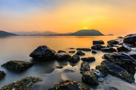 Huidong salt Island