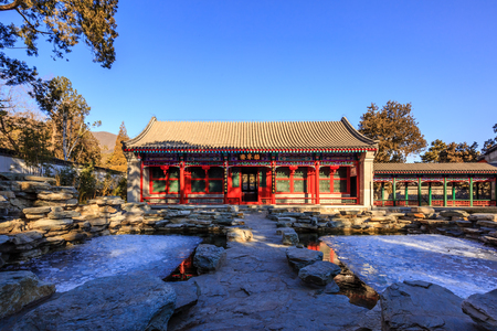 Xiangshan Park rhyme fasting Editorial