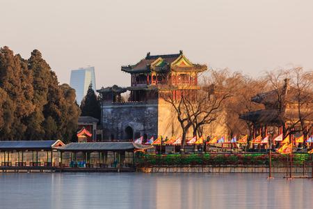 Summer Palace Wenchang Pavilion