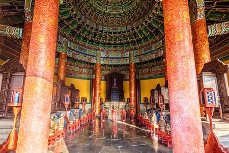 Tiantan Park echo wall dome