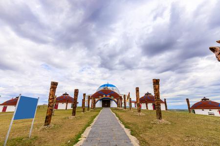 Inner Mongolia Hulunbeier Bayan Huoshu Mongolian tribes