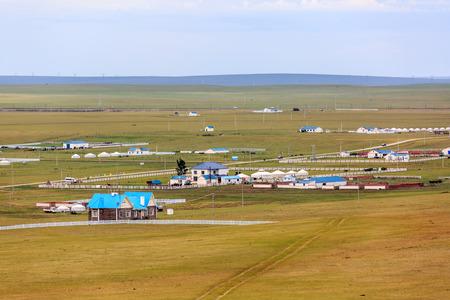 Inner Mongolia Hulunbeier grassland