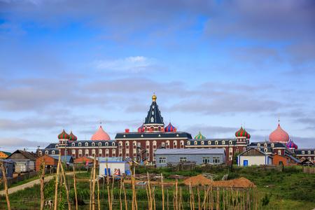 Inner Mongolia Russian sophia hotel