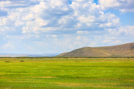 Inner Mongolia Hulun Buir beautiful scenery