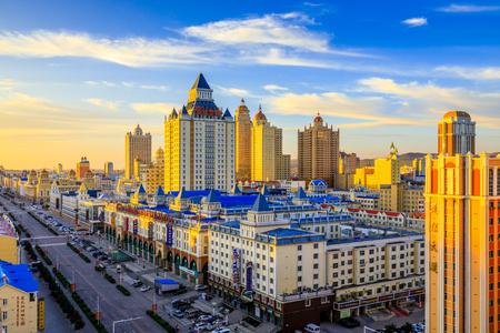 Inner Mongolia Hulun Buir Manchuria Editöryel