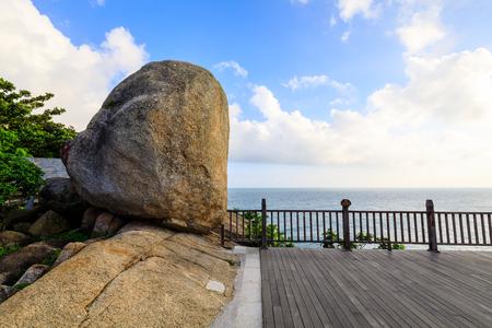 Hainan island , China