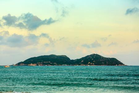 Hainan island at China Stock Photo
