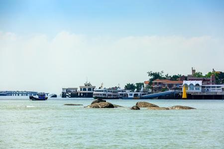 Gulangyu, Xiamen, China Stok Fotoğraf
