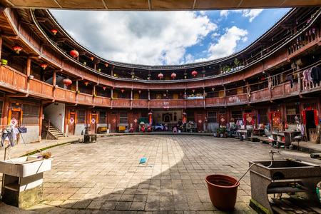 Fujian Chuxi Hakka tulou