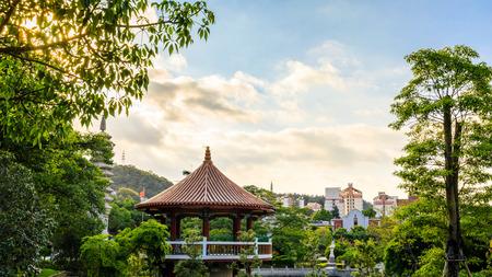 Nanputuo Temple, Xiamen, China Stok Fotoğraf