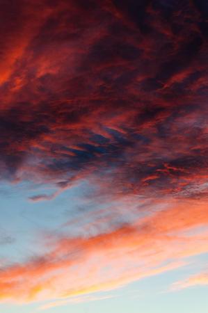 sedona: Sedona, Arizona Sunset Stock Photo