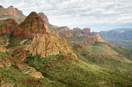 apache: Apache Trail Stock Photo