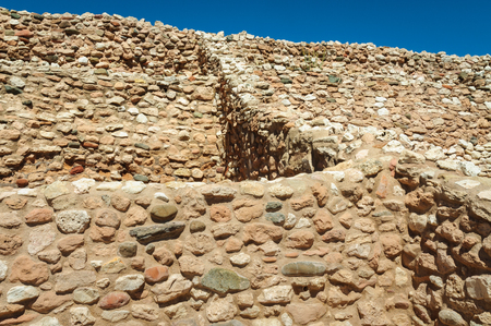 archeological: Tuzigoot National Monument Stock Photo