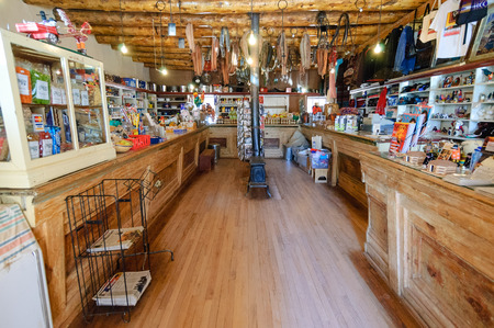 national historic site: Hubbell Trading Post National Historic Site Editorial